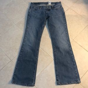 🍎Lucky Brand Lil' Maggie Jeans, 28
